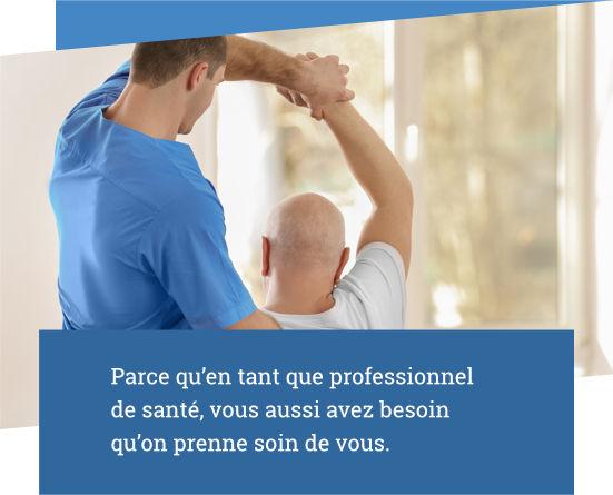gestion tiers payant : prenez soin de vous